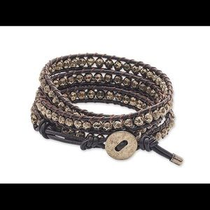 Premier Designs It's A Wrap Bracelet